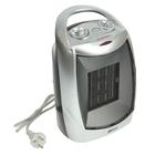 """Тепловентилятор """"Энергопром"""" ТВС-9, 2000 Вт, керамический, вентиляция без нагрева, серый"""