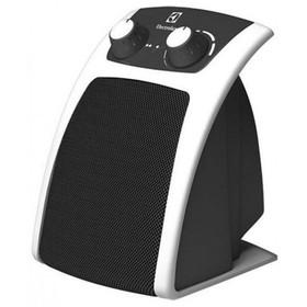 Тепловентилятор Electrolux EFH/C-5120, белый/черный Ош