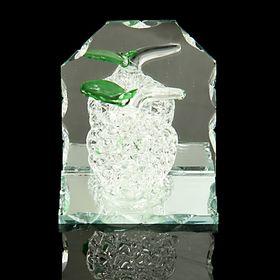 Сувенир 'Яблоко' на зеркале Ош