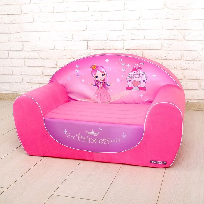 "Мягкая игрушка ""Диванчик Принцесса"" - фото 48517551"