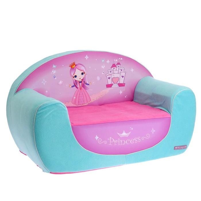 "Мягкая игрушка ""Диванчик Принцесса"" - фото 48517553"