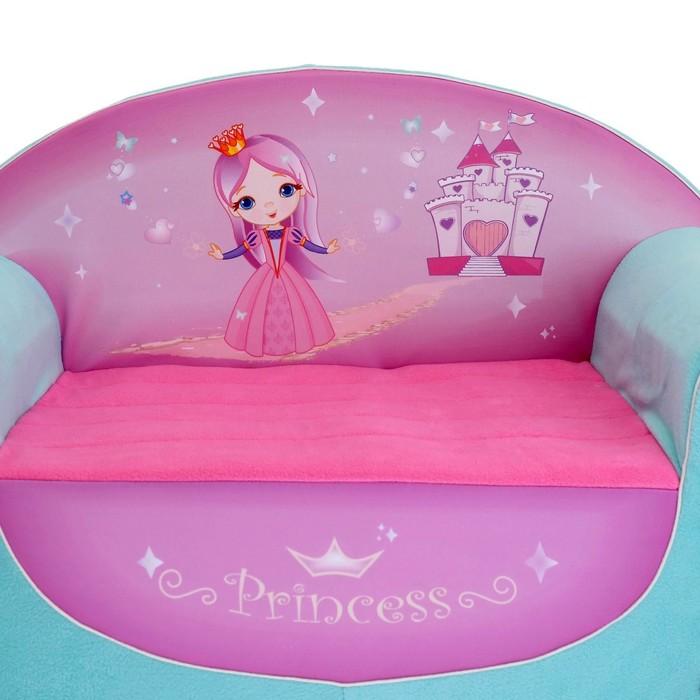 "Мягкая игрушка ""Диванчик Принцесса"" - фото 48517554"