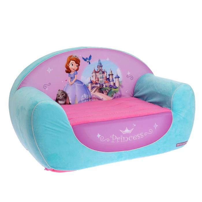 "Мягкая игрушка ""Диванчик Принцесса"" - фото 48517556"
