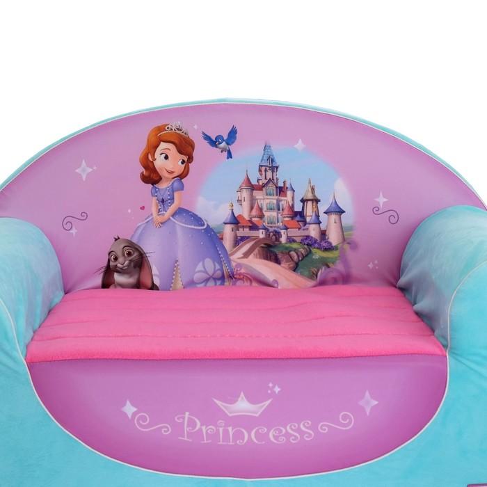 "Мягкая игрушка ""Диванчик Принцесса"" - фото 48517557"