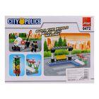 Конструктор «Городской патруль», 96 деталей - фото 105634385