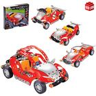 "Constructor metal ""Sportmobil'"", 4 in 1, 226 parts"