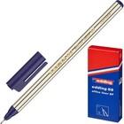 Ручка капиллярная для черчения EDDING E-89/001 линер 0.3мм синий Германия