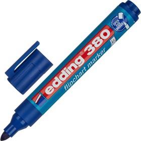 Маркер для флипчарта 3.5 мм EDDING (по бумаге) E-380/3 синий