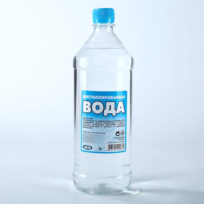 Вода дистиллированная Старт, 1 л