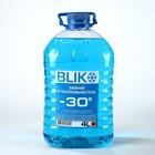 Жидкость в бачок омывателя зимняя BLIK, -30°С, 4 л
