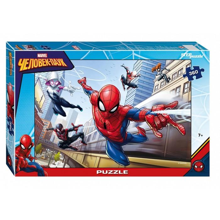 Пазлы «Человек-паук - 2», 360 элементов