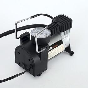 Компрессор автомобильный VOIN AC-580, 13.5 А, 30 л/мин, провод 3 м, шланг 1 м