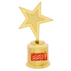 "Star award ""Golden voice"""