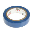 LOM electrical tape, PVC, 15 mm x 7 m, 130 µm, blue