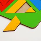 «Сложи треугольник» №1 (Н. Семёнова) МИКС, по методике Никитина - фото 105590377