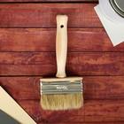 Кисть-макловица, деревянная ручка, 30 х 90 мм