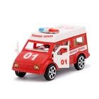Машина инерционная «Пожарная охрана» - фото 105656487