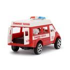 Машина инерционная «Пожарная охрана» - фото 105656490