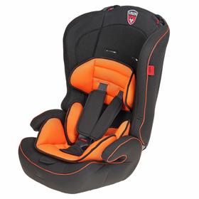 Автокресло-бустер «М1 Оникс», группа 1-2-3, цвет оранжевый/чёрный Ош