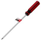 Отвертка крестовая LOM, PH2 6х150 мм (+), обработка полировка, пластиковая рукоятка