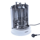 Электро шашлычница JARKOFF JK-7401, 1400 Вт, 6 шампуров ,3в1, белый