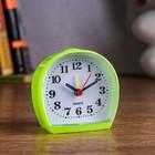 Alarm clock Classic, semicircular, 8х7.5 cm mix