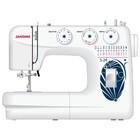 Швейная машина Janome S-24, 24 операций, обметочная, потайная, эластичная строчка