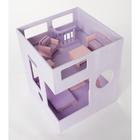Дом-румбокс модерн с мебелью