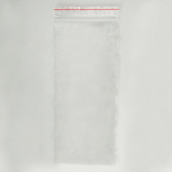 Пакет zip lock 8 х 18 см, 35 мкм - фото 308983906