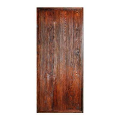 """Дверь для бани """"Классика"""", брашированная, морёная, лакированная, 190х70см"""