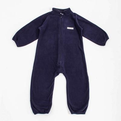 """Комбинезон для мальчика """"ROLAND"""", рост 116 см, цвет тёмно-синий 00086"""