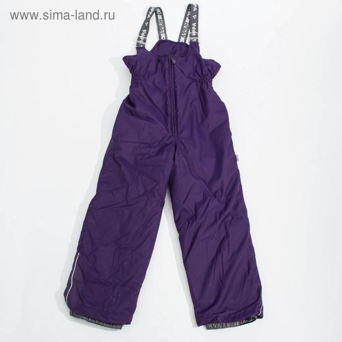 """Брюки для девочки """"FLINN"""", рост 98 см, цвет тёмно-лилoвый 70073"""
