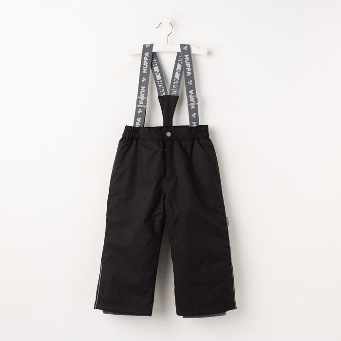 """Брюки для мальчика """"FREJA"""", рост 92 см, цвет чёрный 00009 - фото 105563811"""