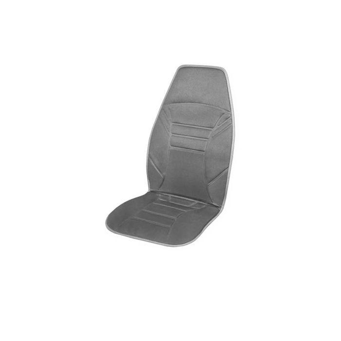 Подогрев сиденья SKYWAY, с терморегулятором, 118 х 53 см, 12 В, 2,5 А-3 А, серый