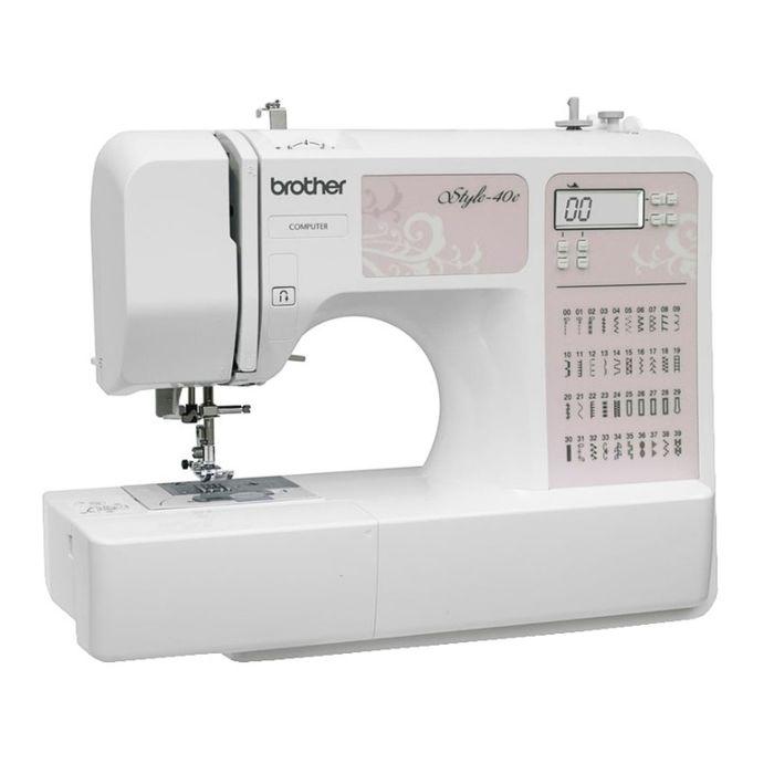 Швейная машина Brother Style 40e, электронное управление, 40 операций