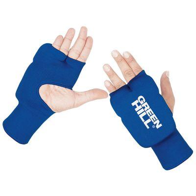 Накладки  Каратэ Эластик на руки HP-6133 цвет синий L