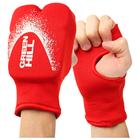 Накладки  Каратэ Эластик на рукиHP-6133 цвет красный M