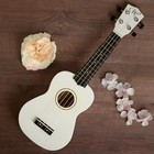 Укулеле сопрано Woodcraft UK-100/WH  белый