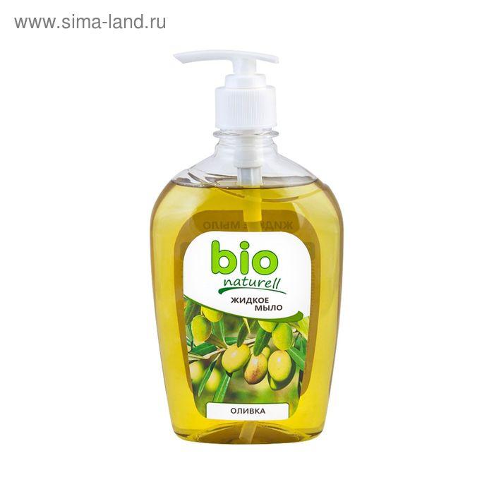 Жидкое мыло bio naturell, оливка, 500 мл