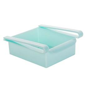Контейнер для холодильника, цвет голубой, 1,68 л