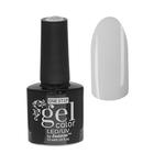 Гель-лак для ногтей, 216-002-1, однофазный, LED/UV, 10мл, цвет 216-002-1 белый
