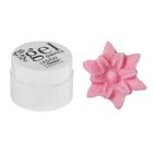 Гель для дизайна ногтей, 4D, трёхфазный, LED/UV, 8гр, цвет 016 розовый
