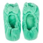 Тапочки женские Forio арт. 135-5519 Б, цвет зеленый, размер 37