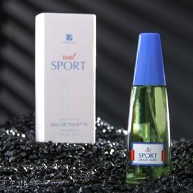 Туалетная вода для мужчин Grace Alba, Real Sport, 50 мл