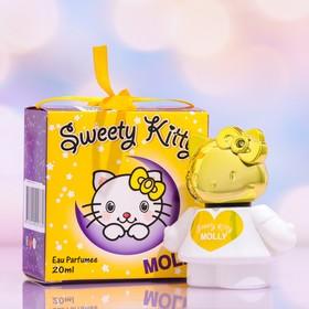 Душистая вода для девочек Sweety kitty, Molly, 20 мл