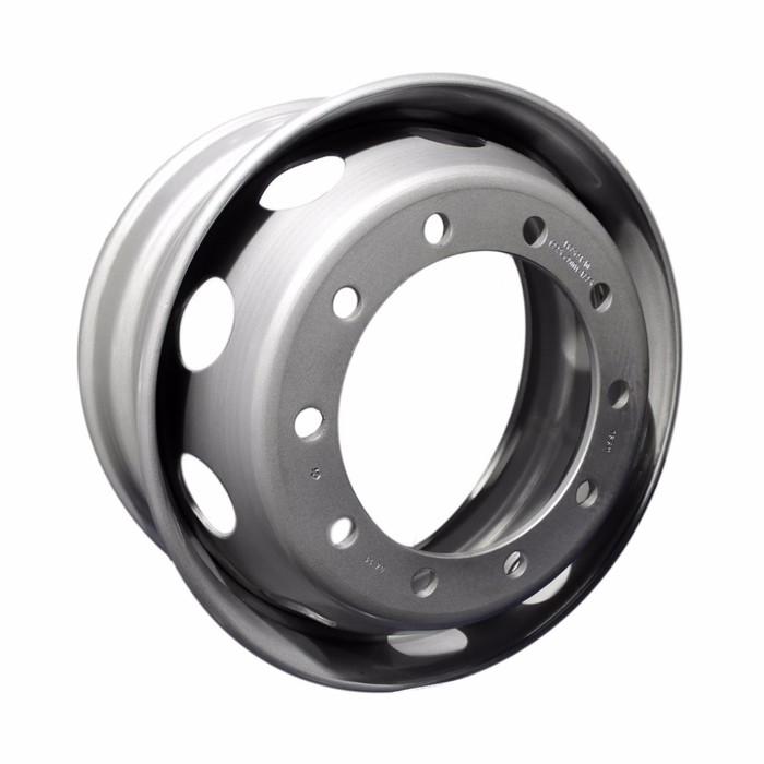Грузовой диск TRACSTON M22 9x22,5 10x335 ET161 d281 Silver (0922_14)