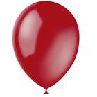 """Шар латексный 12"""", декоратор, набор 100 шт., цвет бордовый - фото 171237672"""