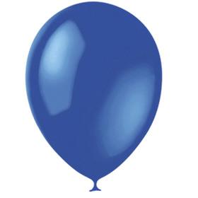 """Шар латексный 12"""", декоратор, набор 100 шт., цвет тёмно-синий"""