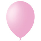 """Шар латексный 12"""", декоратор, набор 100 шт., цвет розовый - фото 177868746"""