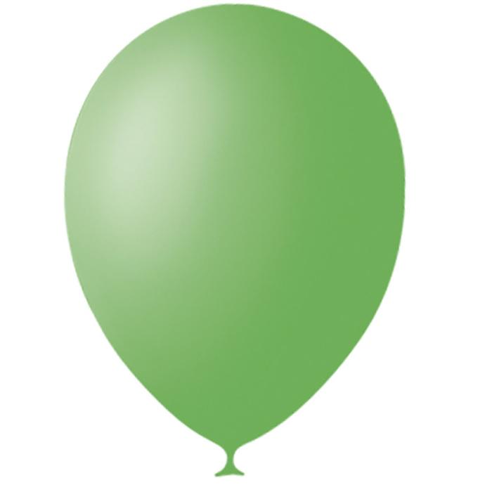 """Шар латексный 12"""", пастель, набор 100 шт., цвет тёмно-зелёный - фото 212212665"""
